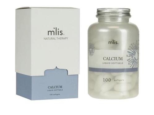 M'lis Calcium - Liquid Gel Caps