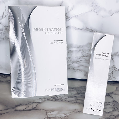 Jan Marini Regeneration Booster & C-esta Face Serum