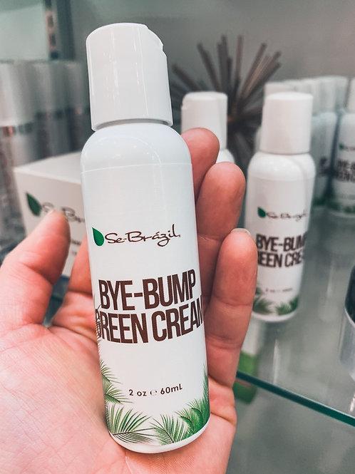Se Brazil Bye-Bump Green Cream