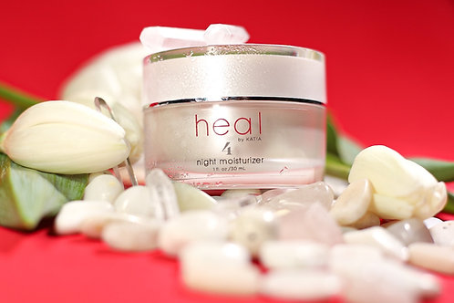 Heal by Katia 4 Night Moisturizer