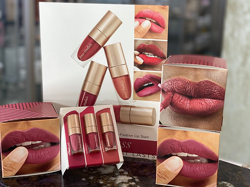 Jane Iredale Beyond Matte Lip Fixation Lip Stain Trio Value Pack