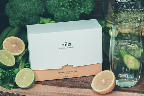 M'lis Detoxification - Rejuvenating Body Cleanse