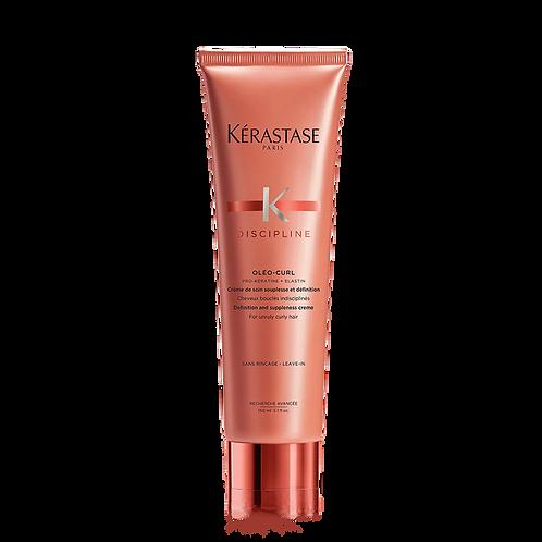 Kérastase DISCIPLINE Oléo-Curl Hair Cream