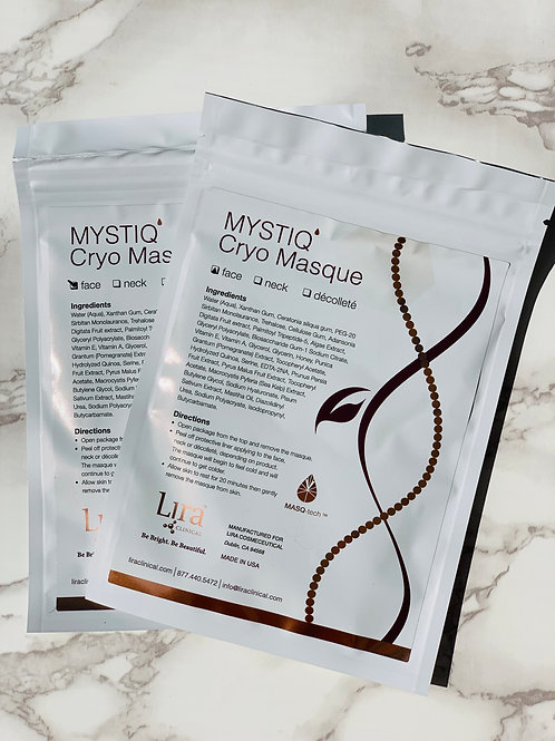 Lira Clinical MYSTIQ Cryo Face Masque