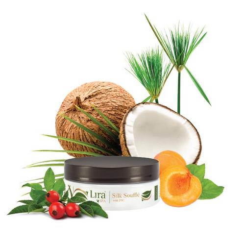 LIRA Body Silk Souffle - 6oz