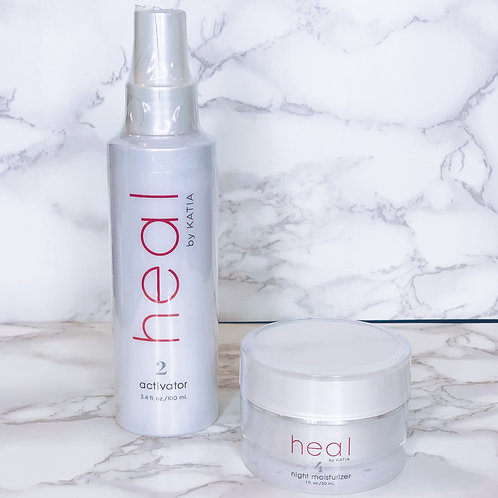 HEAL by Katia Night Moisturizer & Activator