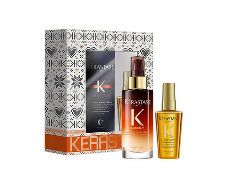 Kérastase Nutritive Luxury Gift Set Duo For Dry Hair