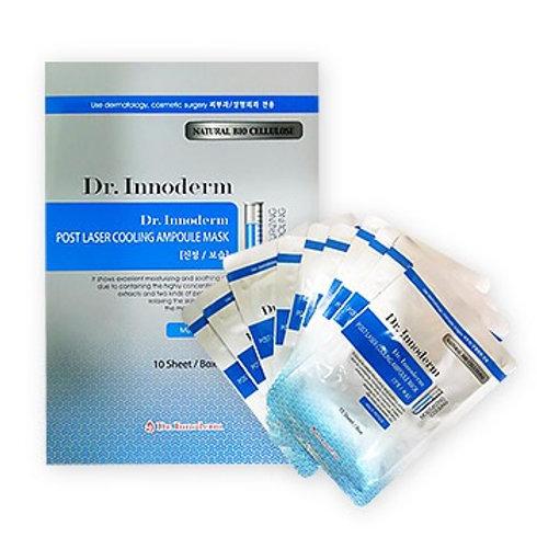 Dr.innoderm Post Laser Cooling Ampoule Mask 10 Sheets