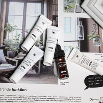 SkinCeuticals Free Samples 4ml each