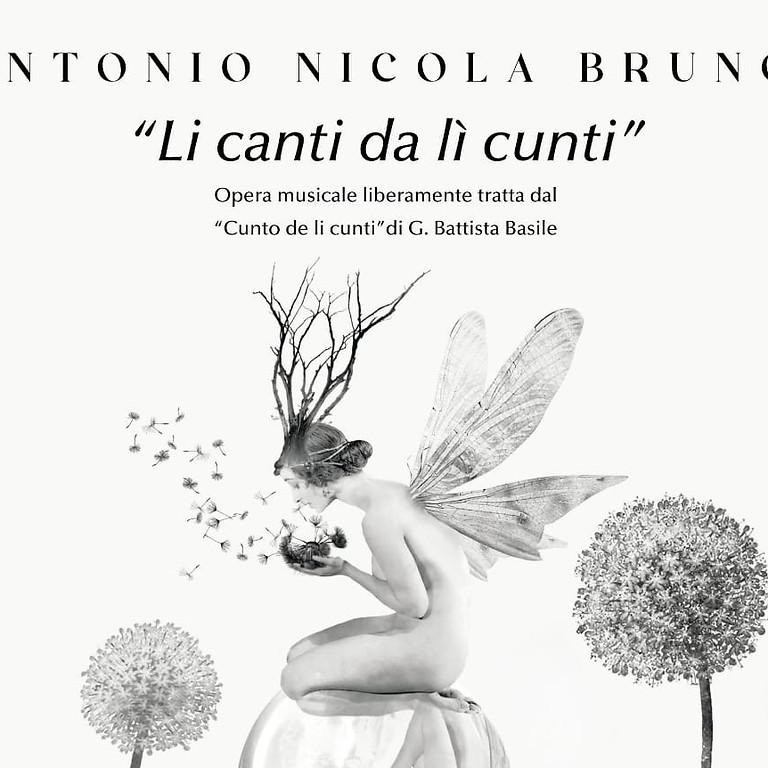 Lì Canti da lì Cunti - Prova Concerto Antonio Nicola Bruno