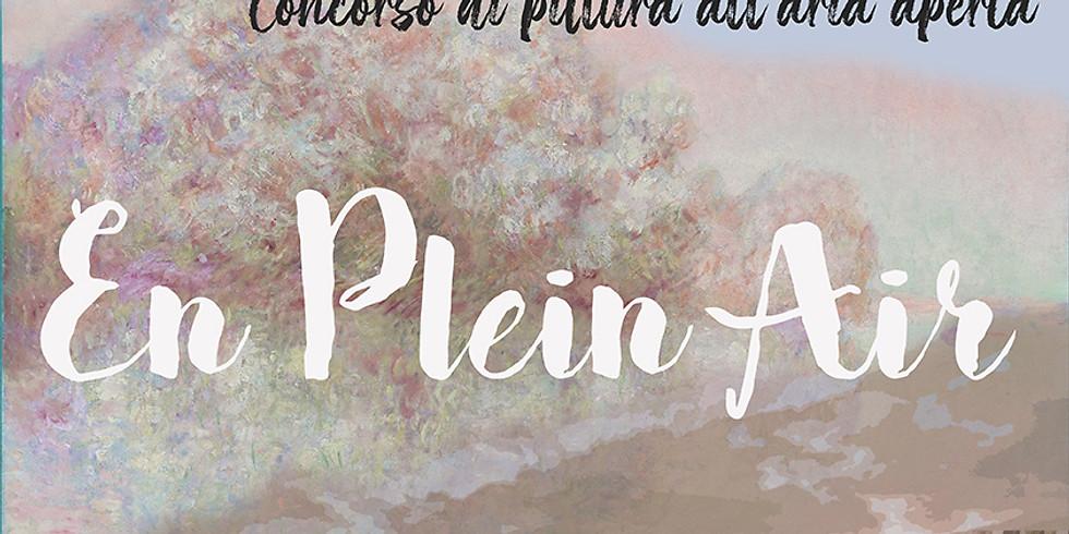 En Plein Air-Concorso di pittura all'aria aperta