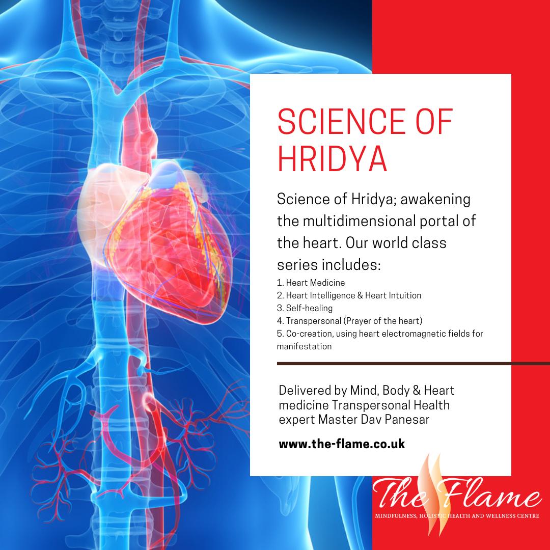 Science of Hridya series