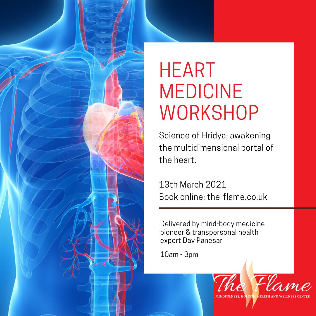 Heart Medicine workshop