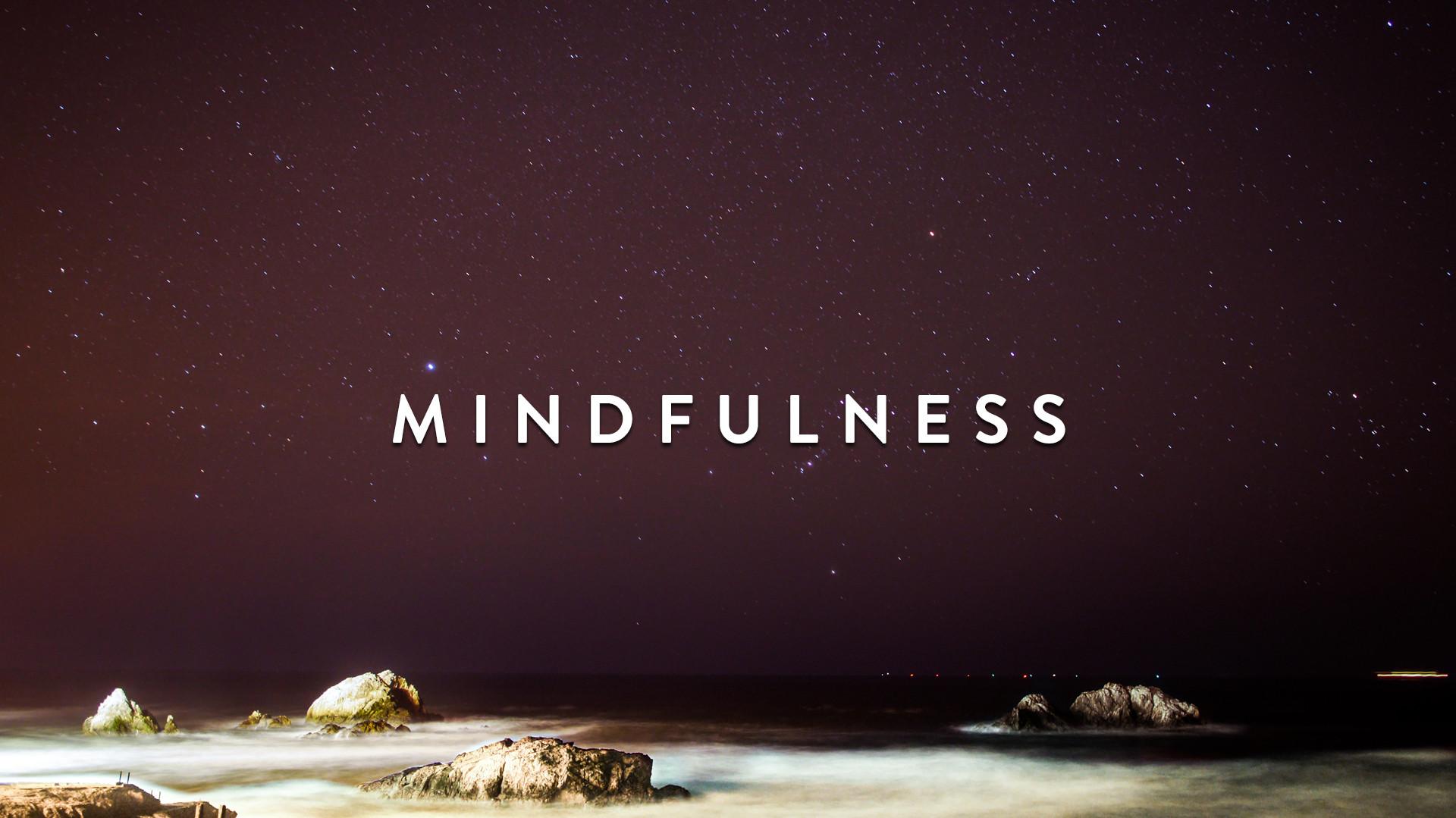 Experiential Mindfulness Workshop