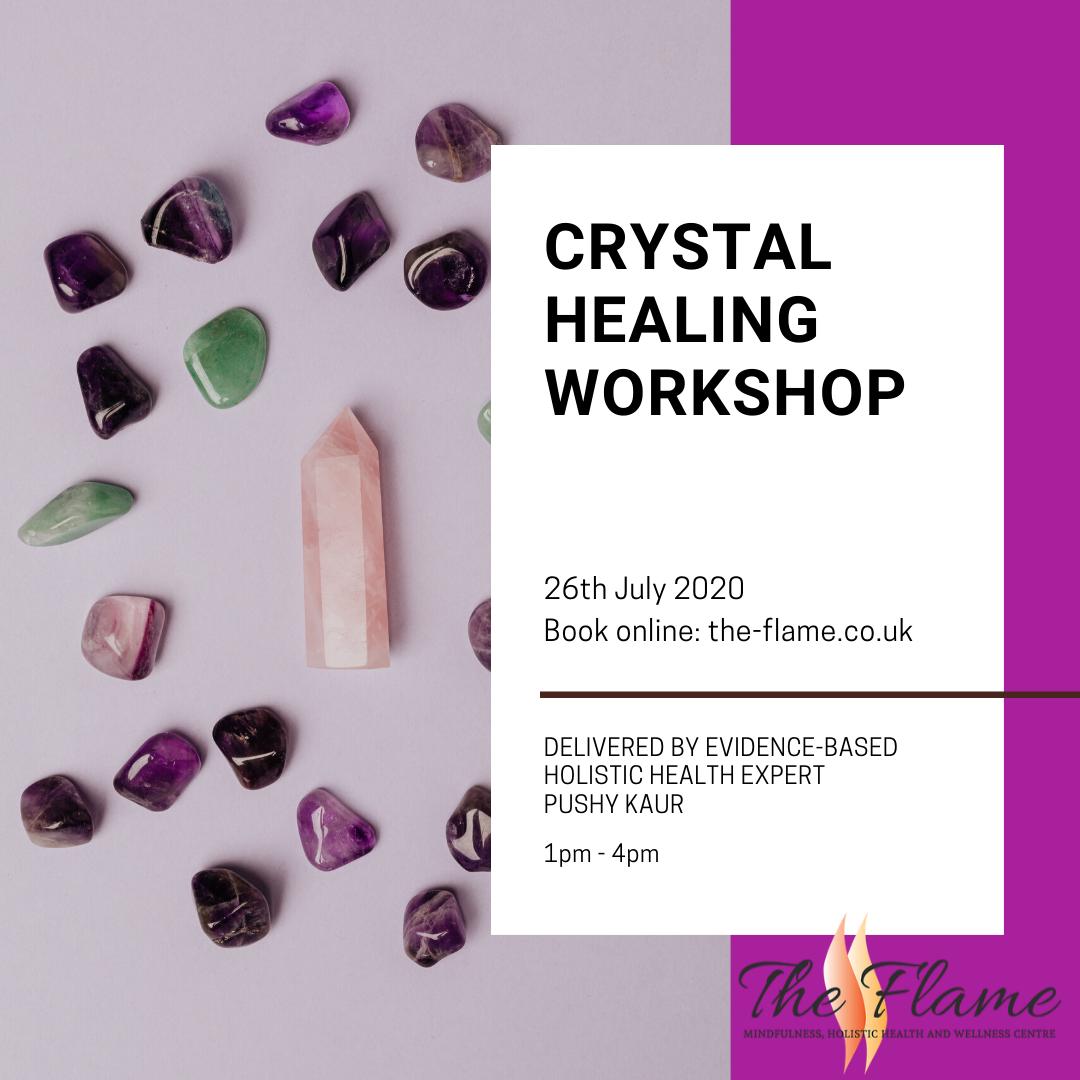 Crystal Healing Workshop