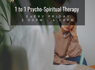 1 to 1 Psycho-Spiritual Therapy slots.pn