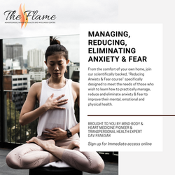 Reducing, eliminating anxiety & fear