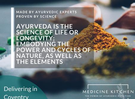 Ayurvedic Medicine with intelligence