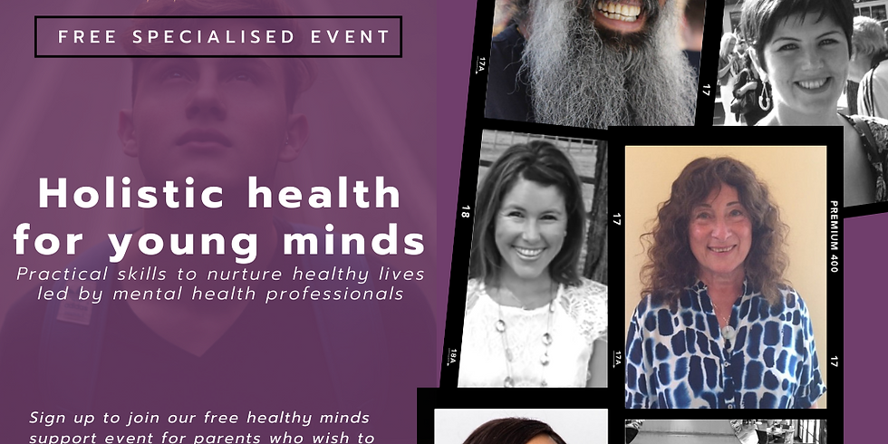 Holistic Health for Young Minds 2020