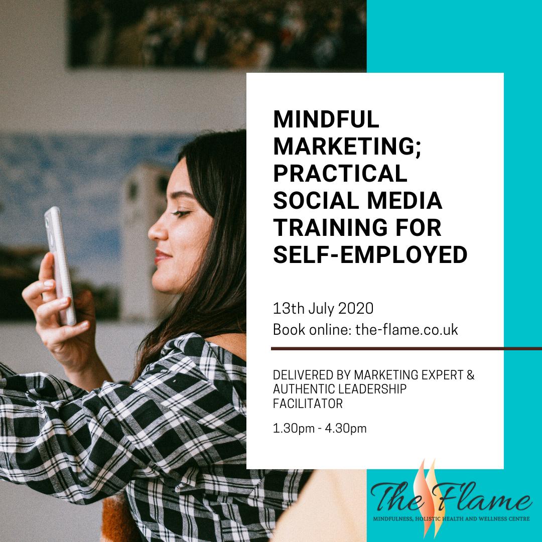 Mindful Marketing; Social media