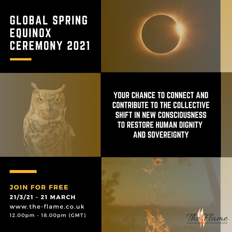 Global Spring Equinox 2021