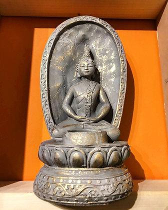 Master Buddha tea light holder