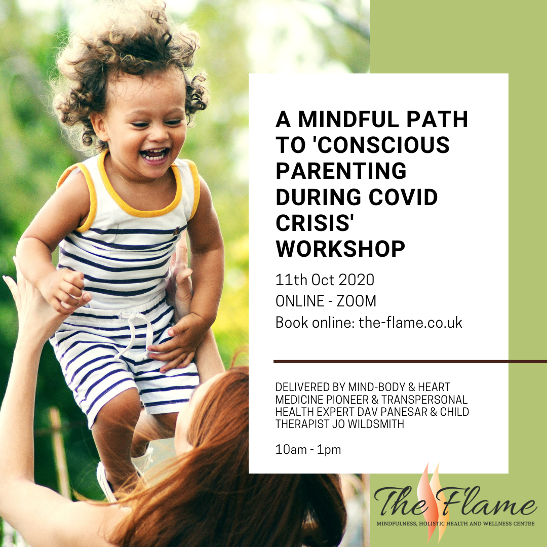 Mindful Path to Conscious Parenting