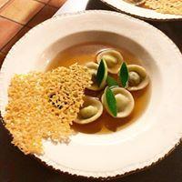 Chef Michael's delicious handmade pasta