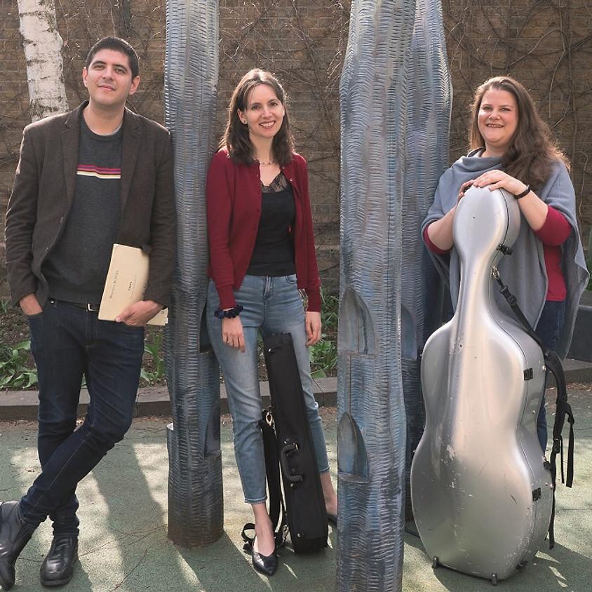 Odysseus Piano Trio - Gregynog Festival
