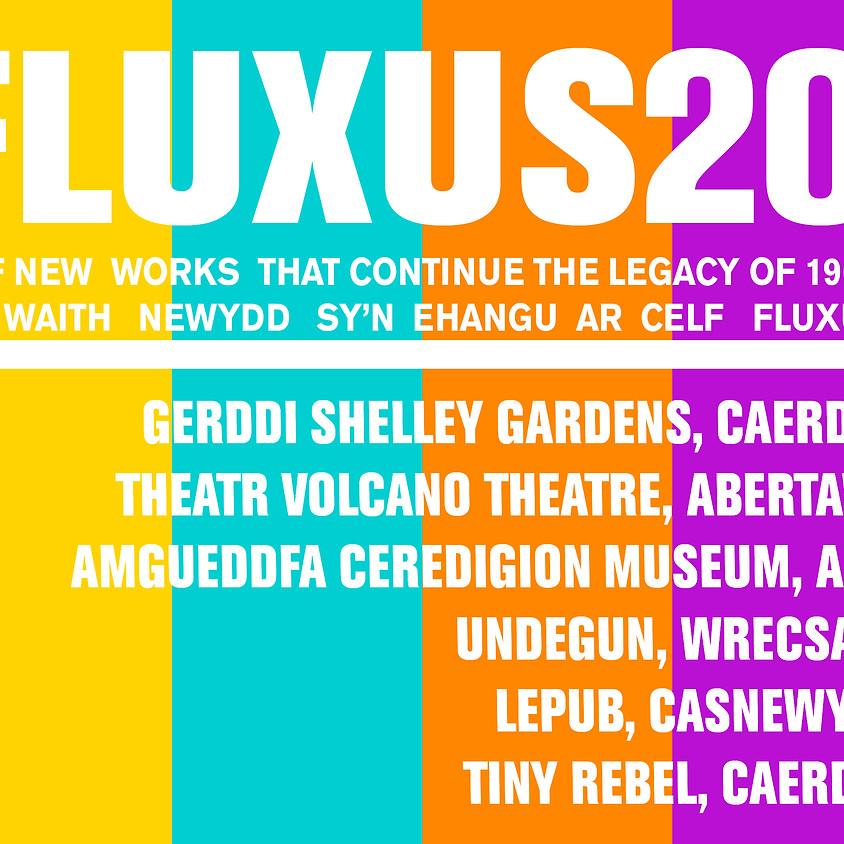 newCELF tour: FLUXUS2019