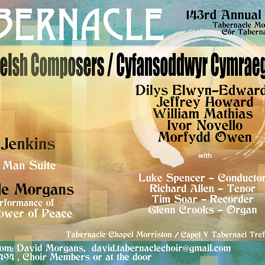 Tabernacle Morriston Choir