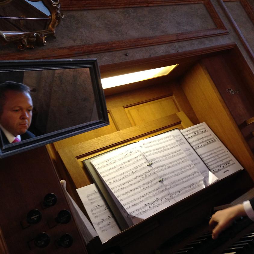 Meirion Wynn Jones, organ recital - Gregynog Festival