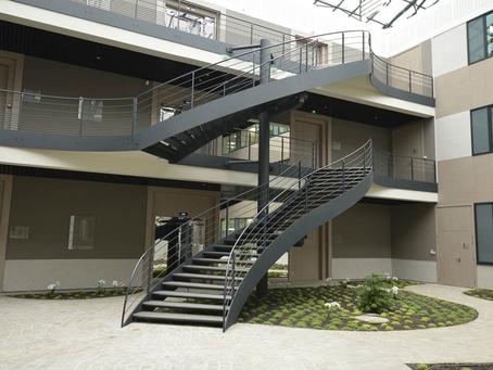 Fabricant d'escaliers et de garde corps