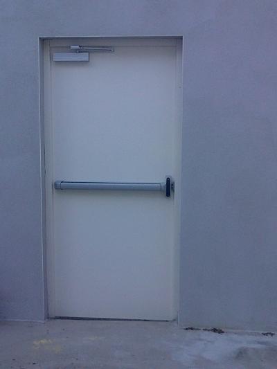 Portes en stock disponibles avec la quincaillerie