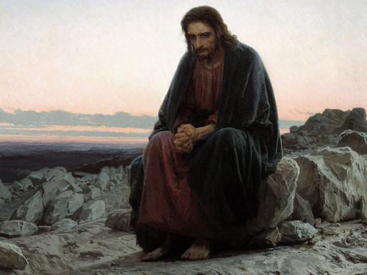A oração de Jesus no Getsémani