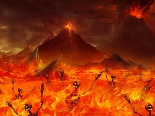 Sob os escombros aparece o fogo, na fidelidade se conserva a fé
