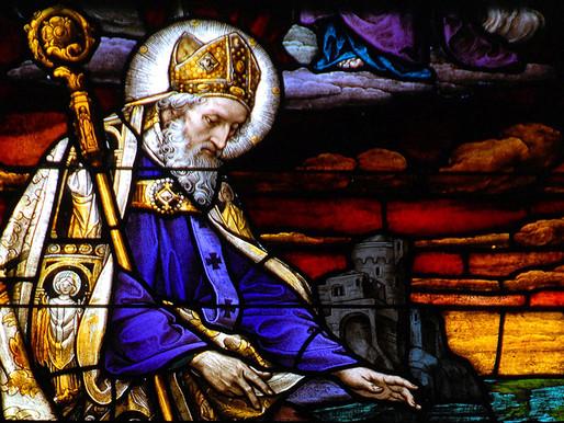 Uma bela oração de Santo Agostinho para quem estuda