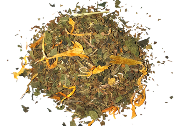 Nettle and Mint Herbal Infusion