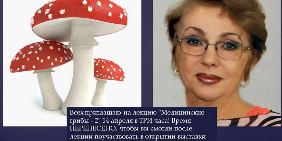 Медицинские Грибы - Елена Колс