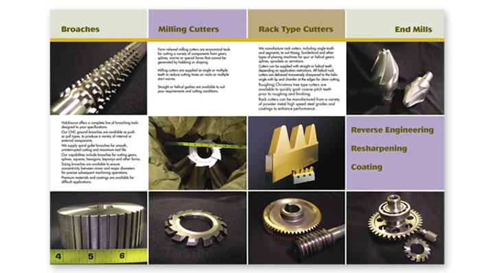 Catalog design - Hobsource