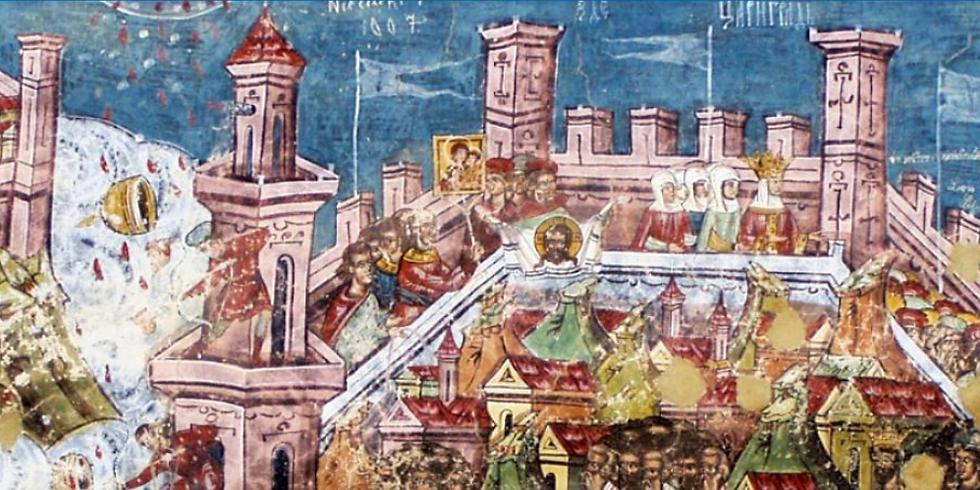 Пилигримы Искусства - Последние дни Византии