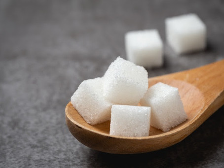 Blog # 32 Three Strategies for Reducing Added Sugar Intake