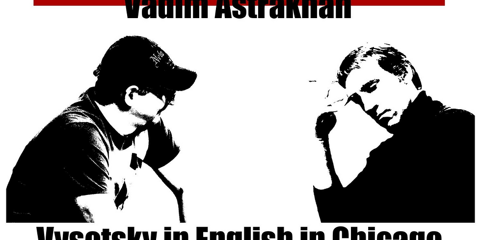 Vysotsky in English - Project by Vadim Astrakhan