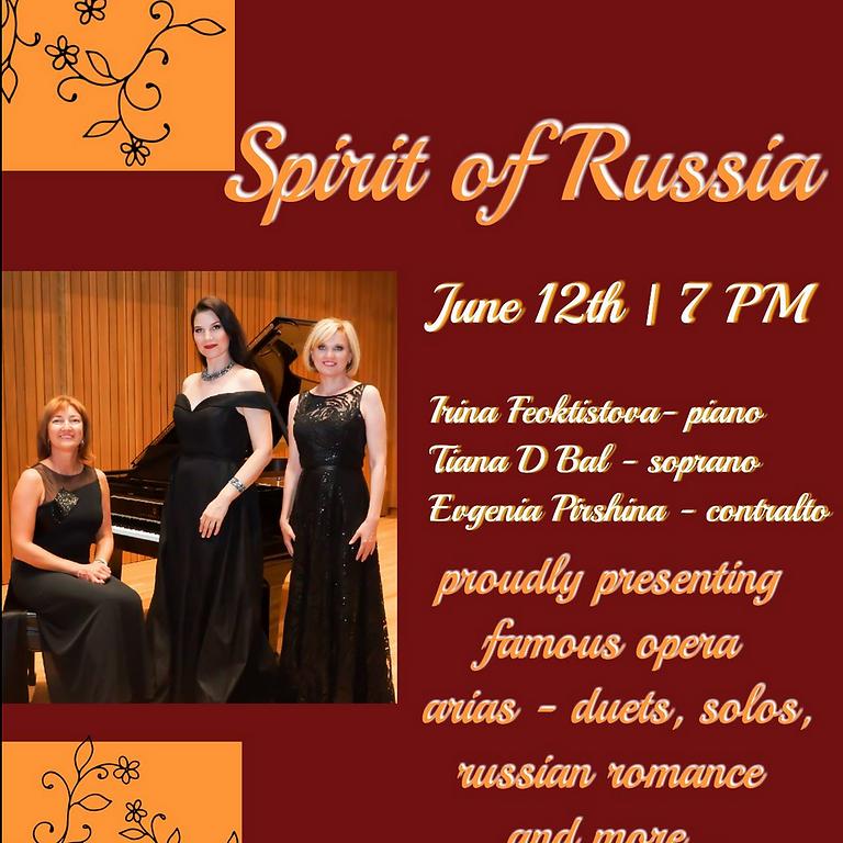 Spirit of Russia - Summer live in concert