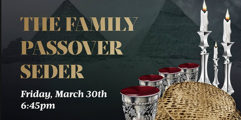 The Family Passover Seder