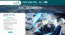 Website design - Glo-Bis
