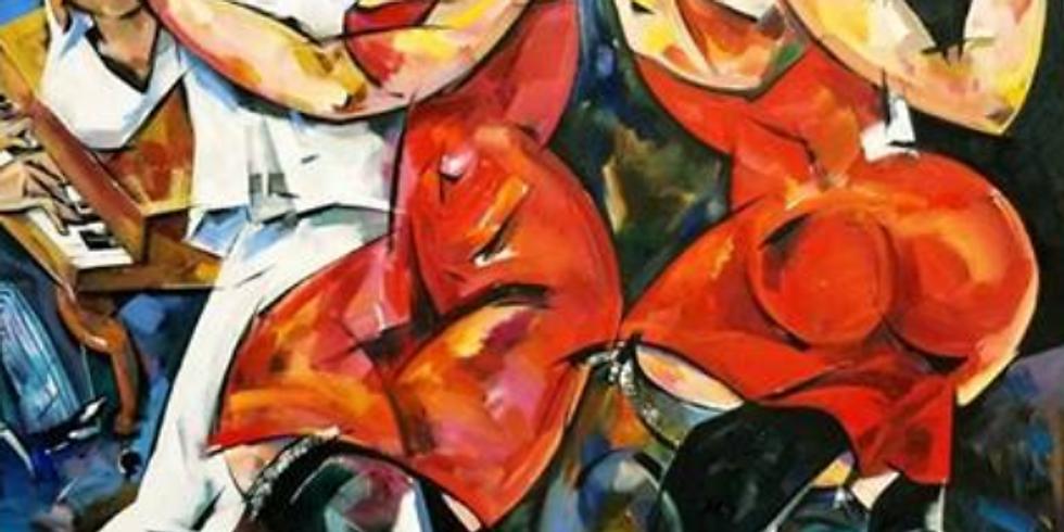 Passion - Artwork by Alexander Solotzew