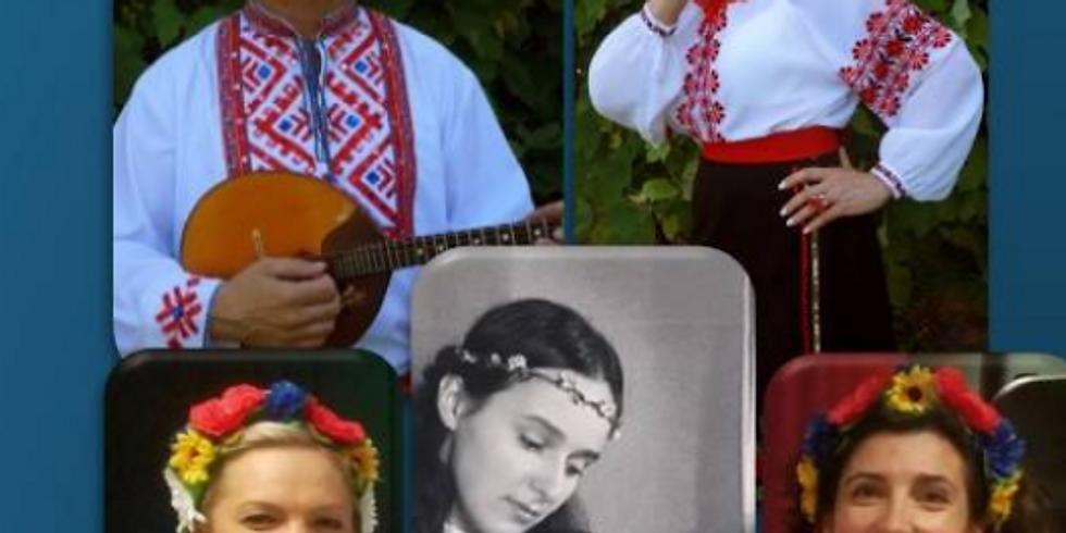 "Майские вечера - ""Чикагские козаки"" и Клара Меламед"