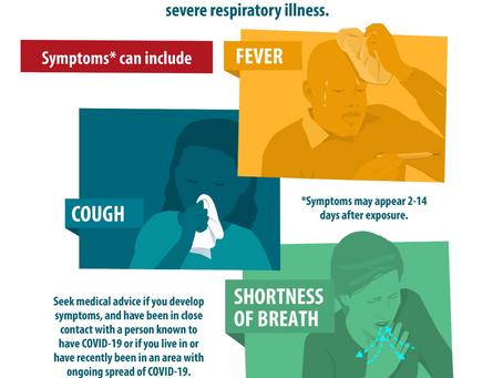 Stay Safe During The Novel Coronavirus Pandemic