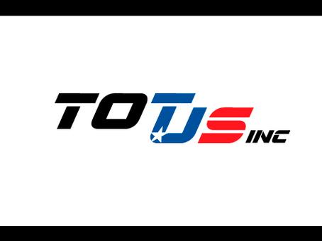 Totus Inc. logo and web design